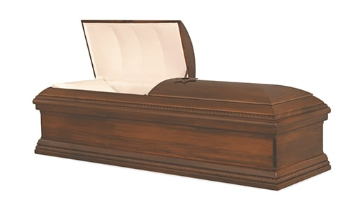 Obadiah_71006663_Wood Casket at Louis Suburban Chapel - Funeral Parlor - Funeral Home in Fair Lawn NJ - Bergen County