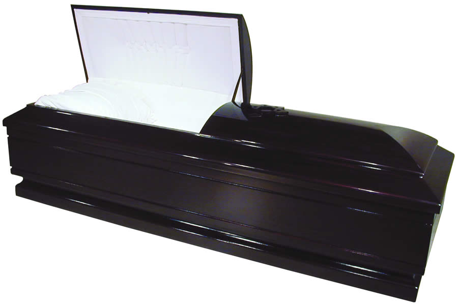 Dan_71006572_Wood Casket at Louis Suburban Chapel - Funeral Parlor - Funeral Home in Fair Lawn NJ - Bergen County